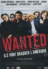 Wanted : avec Gérard Depardieu, Johnny Hallyday, Renaud, ... (DVD)