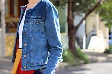 Ladies Woman Boden Amanda Denim Jacket SIZE 10 RRP £69