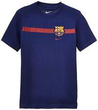 Nike T-shirt FCB Barcelona Kids 2014/15 #620576 Blue 137-147