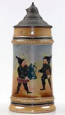 Historismus (1851-1889) Keramik-als Humpen & Trinkgefäß