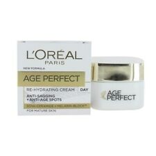 L'OREAL AGE PERFECT RE-HYDRATING DAY CREAM ANTI-SAGGING FOR MATURE SKIN 50ML