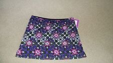 New SMALL Tranquility by Colorado Clothing Women's Everyday Athletic Skort WOW!