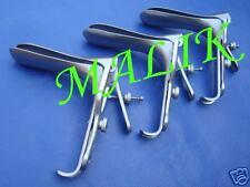 Small Medium Amp Large Vaginal Speculum Specula 3 New