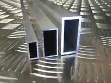 Aluminium Rectangular Tube Box Section