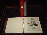 Bund 1960 - 1987 ** Sammlung in 2 Lindner Vordruckalben