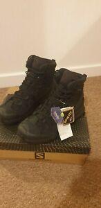 salomon 4d quest GTX boots
