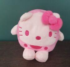 2013 Fiesta Hello Kitty Pink Square Plush