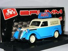 Brumm s99/06 1947 Fiat 1100E Van Modelli Auto 1/43