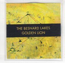 (HS401) The Besnard Lakes, Golden Lion - 2015 DJ CD