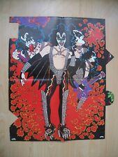 Gene Simmons 1978 poster