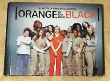 2014 ORANGE IS THE NEW BLACK EMMY DVD TAYLOR SCHILLING FULL SEASON 1 RARE PROMO