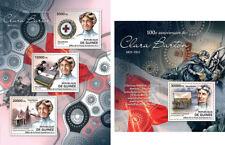 Red Cross Clara Barton Rotes Kreuz Medicine Guinea MNH stamp set