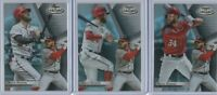 2018 TOPPS GOLD LABEL CLASS 1 & 2 & 3 CARD # 3 BRYCE HARPER (NATIONALS)