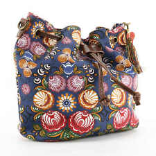 Ladies Folk Cross Body Bag