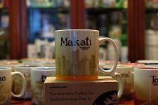 Starbucks Makati Icon Mug - 2014 - Discontinued - NWT - 100% Authentic