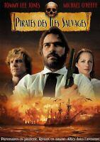 DVD PIRATES DES ILES SAUVAGES