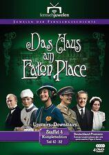 Das Haus am Eaton Place - Staffel 4, 4 DVD Set NEU + OVP!