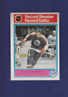 Dale Hawerchuk RB HOF 1982-83 O-PEE-CHEE OPC Hockey #3 (EX+) Winnipeg Jets