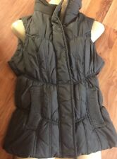 Ladies Size Uk 8 Army  Green Bid warmer Gilet  From New Look