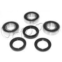 Fits HONDA TRX500FA Rubicon ATV Bearings & Seals Kit Rear Wheels 2001-2009