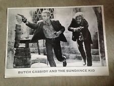 Butch Cassidy and The Sundance Kid 24 x 34 poster