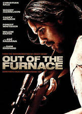 Out of the Furnace DVD Region 1 - New - Christian Bale Casey Affleck
