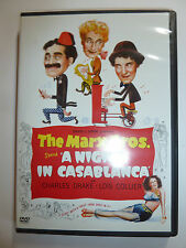 A Night in Casablanca DVD classic 40s Marx Brothers comedy movie WW2 Groucho