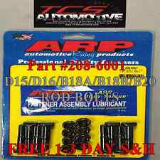 ARP Rod Bolts Kit CRX / Civic / Integra LS B20 VTEC / B18 B18A B18B D16z6 D16y8