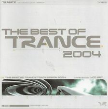 The Best Of Trance 2004      4-cd boxset NEW