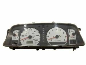 Speedometer Cluster MPH White Face Fits 02-04 MONTERO SPORT 296225