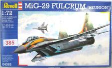 Revell - Mig 29 Fulcrum - 1/72 Plastic Model Kit (Ref.385)
