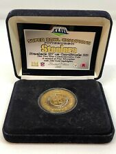 Highland Mint Pittsburgh Steelers Super Bowl XLIII Champions Coin! 0219/5000!