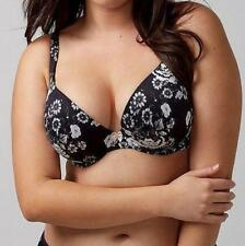 Lane Bryant Cacique ~NWT! 40DD 42DD 38F 40H ~INTUITION UPLIFT PLUNGE Memory Foam