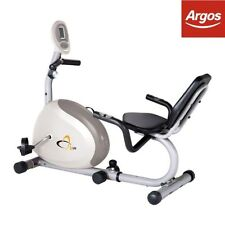 V-Fit Recumbent/Semi-Recumbent Exercise Bikes