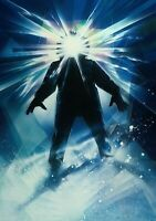 THE THING Movie PHOTO Print POSTER Textless Art John Carpenter Kurt Russell 002
