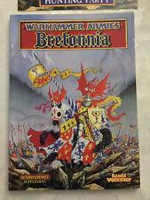 Warhammer Supplement - Warhammer Armies - Bretonnia
