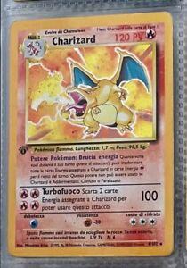 pokemon charizard 1st edition