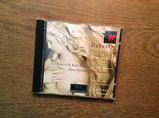 Debussy - Nocturnes + le Martyre de Saint Seba.[CD Album] SONY Esa-Pekka Salonen