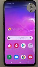 Samsung Galaxy S10e G970U Unlocked 128GB Check IMEI Good Condition IP-1070
