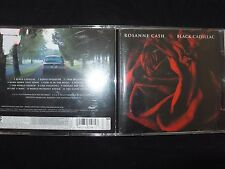 CD ROSANNE CASH / BLACK CADILLAC /