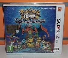 Pokemon Super Mystery Dungeon 3DS NUOVO SIGILLATO ITA