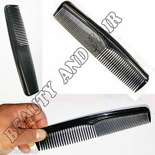 High quality Heat Resistant Unbreakable Styling Hair Carbon Comb Men and Women