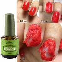 VINIMAY Magic Nail Polish Remover Soak-Off Gel Polish Quickly Don't Hurt 15 ml