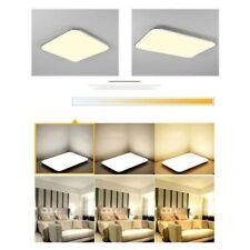 18W-96W LED Deckenleuchte Deckenlampe Panel Badlampe Wohnzimmer Dimmbar Küche