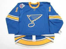 ST. LOUIS BLUES 2017 WINTER CLASSIC ANY NAME / ANY NUMBER REEBOK EDGE 2.0 JERSEY