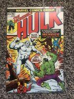 Incredible HULK #162(Marvel Comics, 1973) 1ST APPEARANCE OF WENDIGO