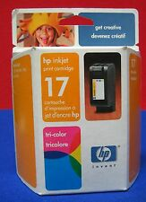 HP INKJET PRINT CARTRIDGE 17 TRI-COLOR