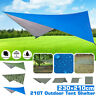 Waterproof 210T Oxford Fabric Outdoor Tent  Anit-UV Camping Tarp