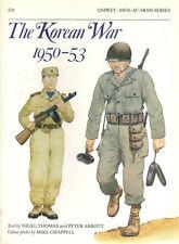 OSPREY MAA 174 KOREAN WAR 1950-53 US ARMY_USMC_ROK_AUSSIES_BRITS_CANADIANS_CHINE