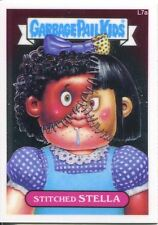 Garbage Pail Kids Chrome Series 1 Lost Card L7a Stitched Stella